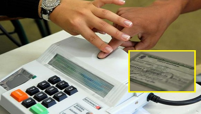 Resultado de imagem para Justiça Eleitoral encontra 15,6 mil fraudes em títulos eleitorais com registro biométrico